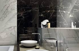 large format marble tiles at italian