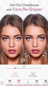 youcam makeup magic selfie cam pc için