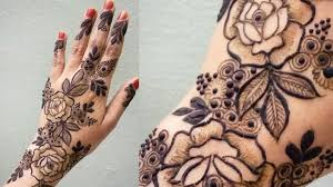 mehndi design new collection