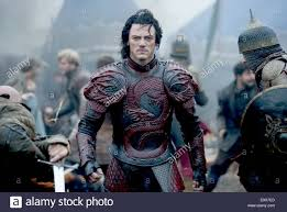 DRACULA UNTOLD 2014 Universal Pictures film with Luke Evans Stock ...