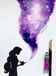 princess jasmine disney art
