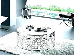silver round end table lamps asda