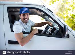 Van Man High Resolution Stock Photography and Images - Alamy