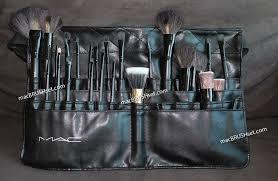 mac makeup artist brush set saubhaya