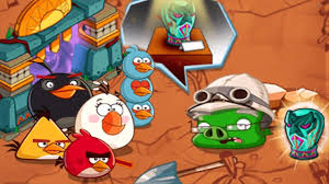 Angry Birds Epic - Return To The Jungle - Elite Stone Guard - YouTube