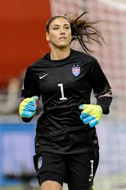 hope solo bio age height weight