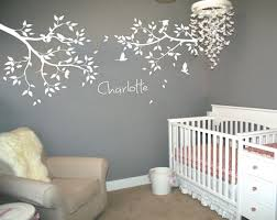 1pcs White Tree Branches Birds Leaves Home Wall Stickers Living Room Decals For Sale Online Ebay