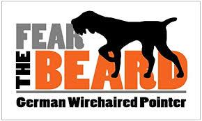 Amazon Com Cafepress Fear The Beard Gwp Sticker Rectangle Bumper Sticker Car Decal Home Kitchen