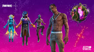 Fortnite and Travis Scott Event ...