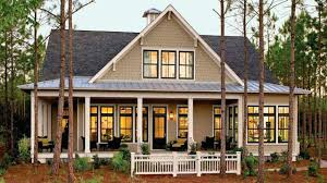 cottage house plans with porches small
