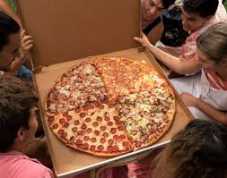 australia is selling its biggest pizza ever