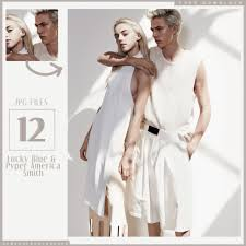 Photopack 8737 .: Lucky Blue x Pyper America Smith by censurephotopacks on  DeviantArt