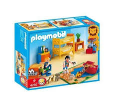 Henry Wants This One With The Noah S Arrk In The Kids Room Playmobil Children S Room By Playmobil Http Www Amazo Childrens Room Playmobil Playmobil Toys