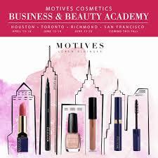 motives cosmetics business beauty