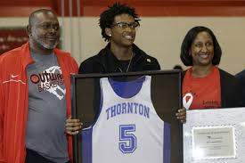 De'Aaron Fox says he would be a perfect fit for the 76ers, too