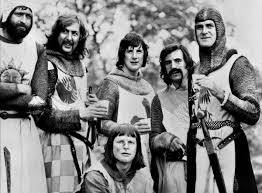 Monty Python and the Holy Grail cast - Terry Gilliam and Terry ...
