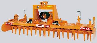 Avis Fox de la marque Falc - Herses rotatives/ Herses alternatives
