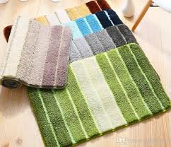 colorful striped gy carpet for
