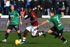 Milan-Atalanta 1-1, Zapata risponde a Calhanoglu: gol e spettacolo ...