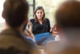 Hallie Jackson of NBC News discusses Trump in Duke University lecture