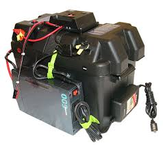 portable emergency solar power generator