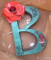 خلفيات رومانسية حرف B صور مرسوم عليها حرف B رسائل حب
