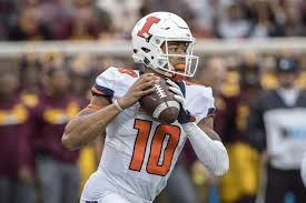 2018 Illinois Football Roster Preview: QBs