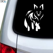 Fox Tribal Decal For Walls Stickany