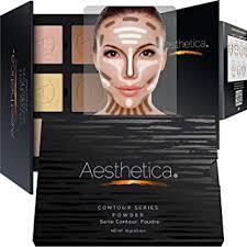 aesthetica cosmetics contour