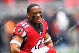 Atlanta Falcons defensive back Sharrod Neasman 41 Editorial Stock Photo -  Stock Image | Shutterstock