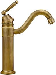 bathroom sink faucet waterfall spout