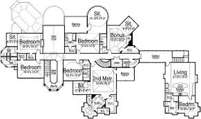 bedrooms 8 bath 7618 sq ft plan 24 126