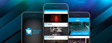 barclays center mobile app barclays