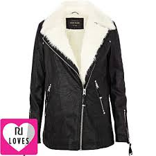 plus size leather coats for women 2017