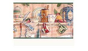 kitchen wallpaper border cl6043b