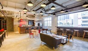 New Space Combines Co Working With Children S Education Springwise