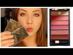loreal paris color riche lip palette