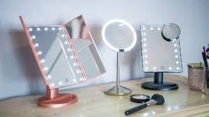the best makeup mirror with lights of