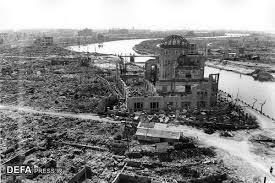 بمباران اتمی هیروشیما و ناکازاکی بزرگترین جنایت علیه بشریت بود