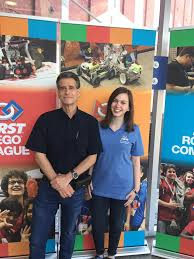 Our captain, Abigail Holmes, just... - FRC Team 5016- Huntington Robotics |  Facebook