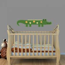 Alligator Cheap Wall Decals For Boys Bedrooms
