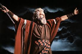 Image result for Images of Moses parting the Red Sea