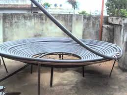 diy pive solar water heater vol 2