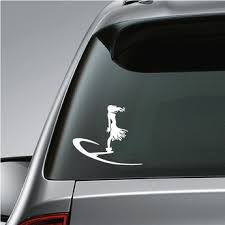 Surfing Decals