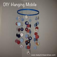 Mobile Craft Ideas For Nursery Or Kids Room