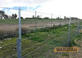Post Extensions View The Range Waratah Fencing