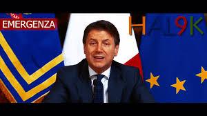 COVID-19 : 21/03/2020 COMUNICATO DEL PRESIDENTE DEL CONSIGLIO ...