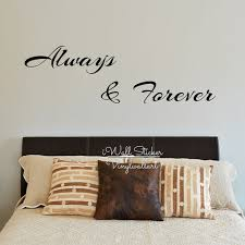 Family Always Forever Wall Quote Wall Decals Stickers
