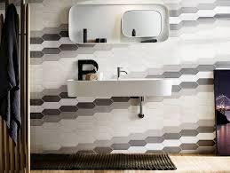 Picket Frame Porcelain And Ceramic Tiles Walls Centura