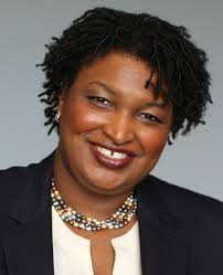 Stacey Abrams ...